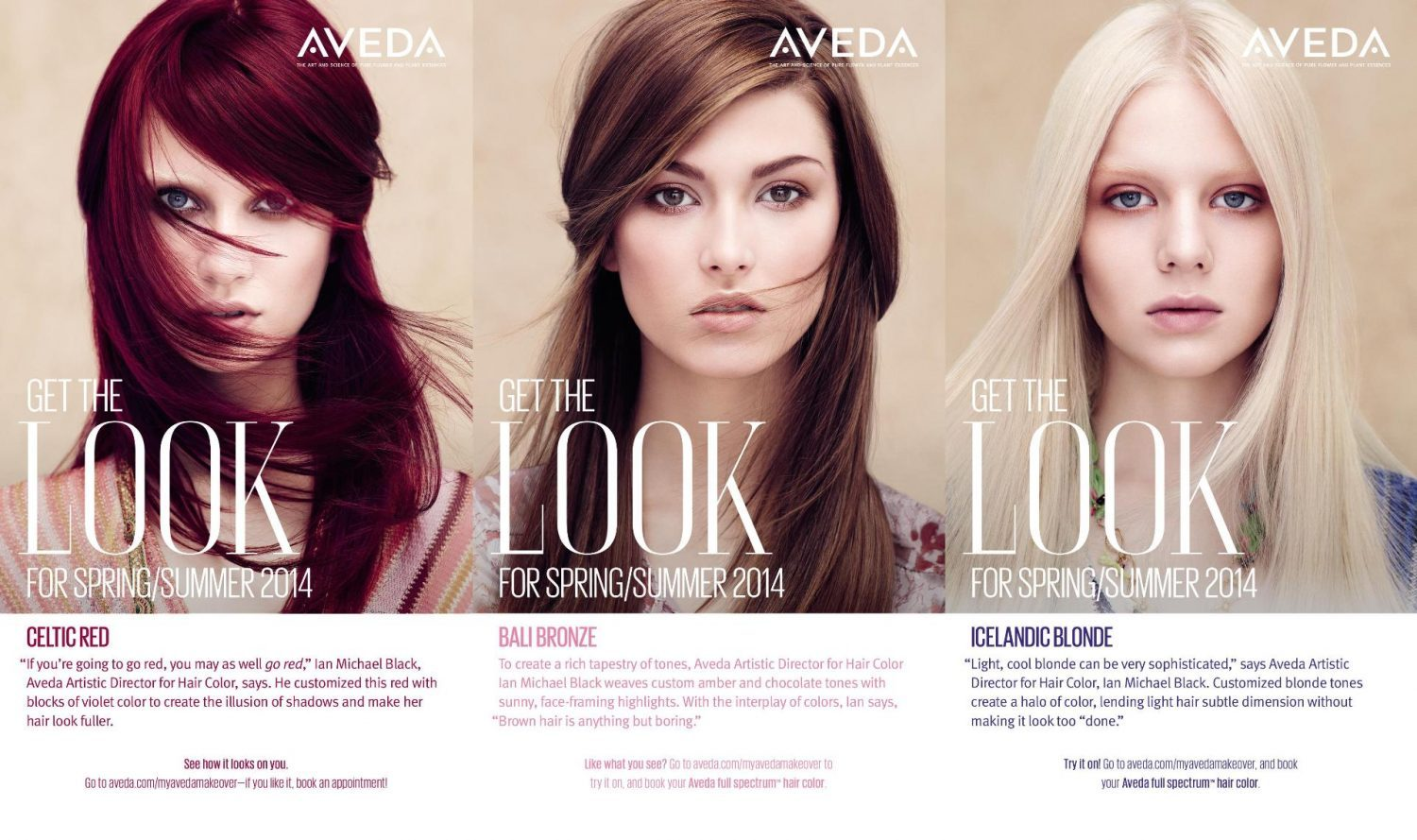 Aveda Salon And Day Spa Las Vegas Aveda Full Spectrum Deep Love